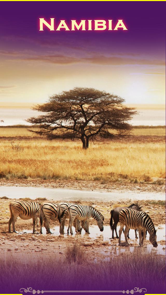 Namibia Tourism Guide screenshot 1