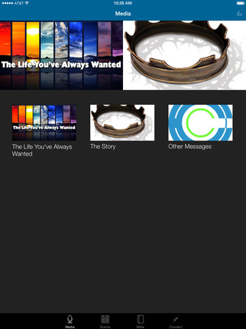 Community Christian Church App screenshot 4