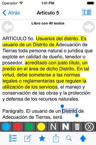 Legislación Colombiana - náhled
