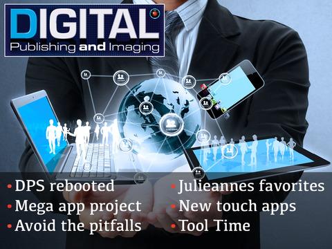digital publishing and imaging - náhled