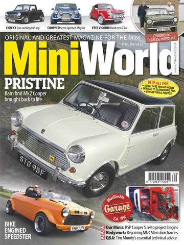 Mini World Magazine screenshot 5