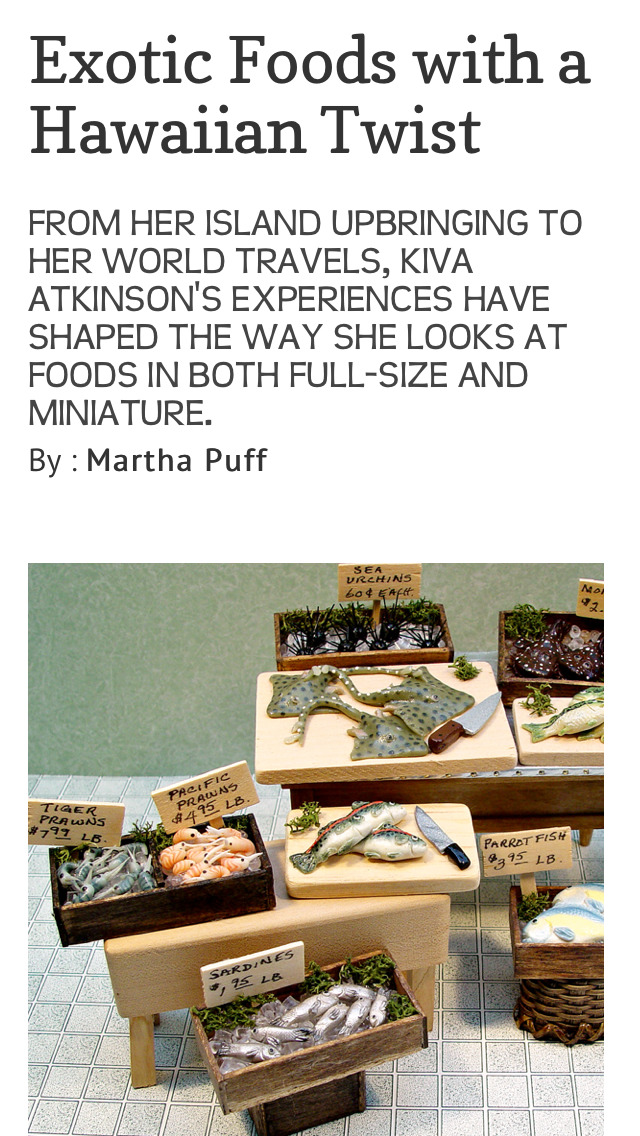 Kiva's Mini Cookbook screenshot 3