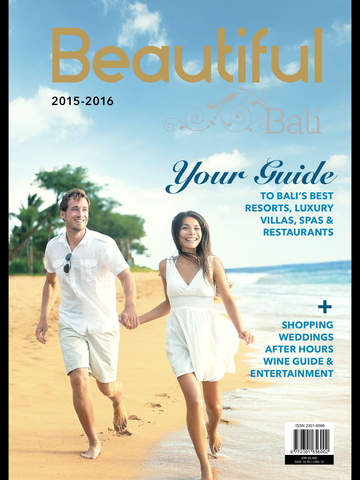 Beautiful Bali Magazine screenshot 6