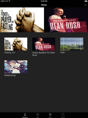 C3 Church Invercargill screenshot 4