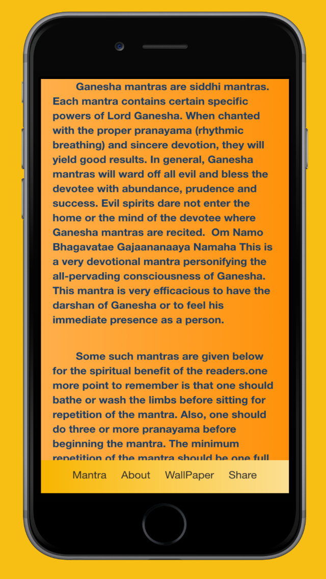 Lord Ganesha Mantra - (Siddhi Vinayak) Mantra Meditation screenshot 3