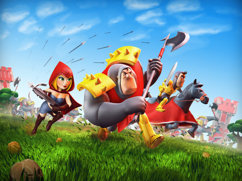 War of Empires : Clash of the Best by Fun Games For Free screenshot 8