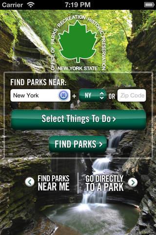 Oh, Ranger! NY State Parks - náhled