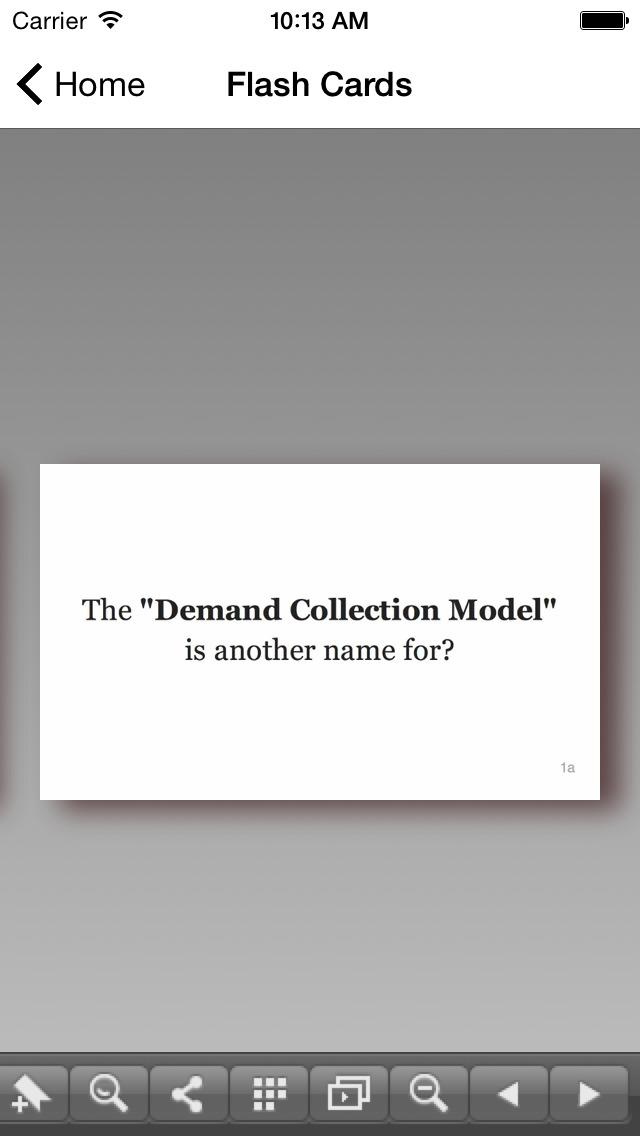 DSST Information Systems Buddy screenshot 1