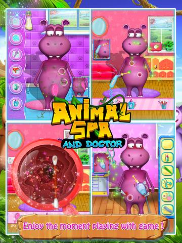 Animal Spa And Doctor screenshot 4