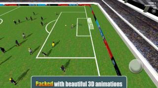 Euro League Football Deluxe screenshot 3