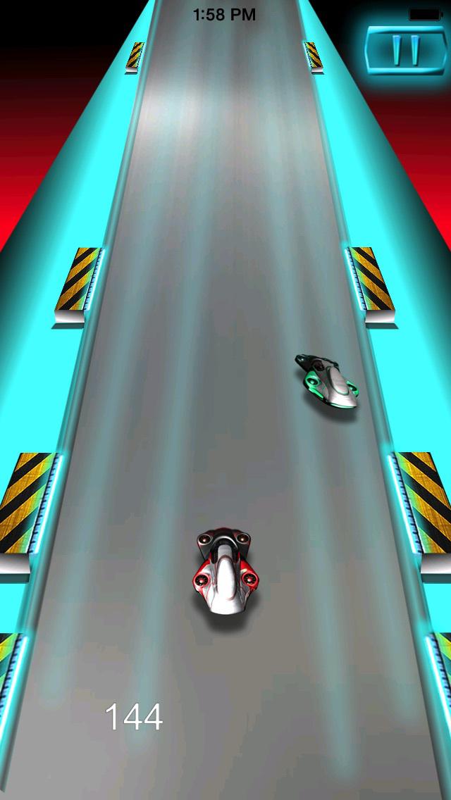 A Real Fast Car PRO screenshot 1