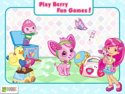 Strawberry Shortcake Puppy Fun screenshot #4