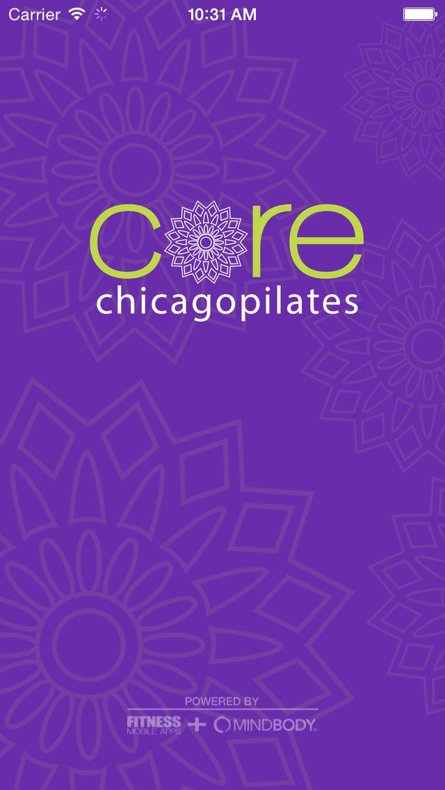 Core Chicago Pilates screenshot #1