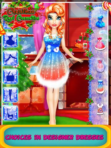 Christmas Real Cosmetics screenshot 4