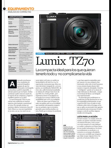 Digital Camera (revista) screenshot 9