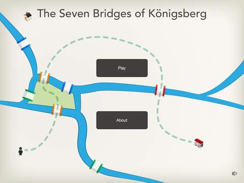 Seven Bridges Game - 6 game set with 96 levels ! screenshot 7