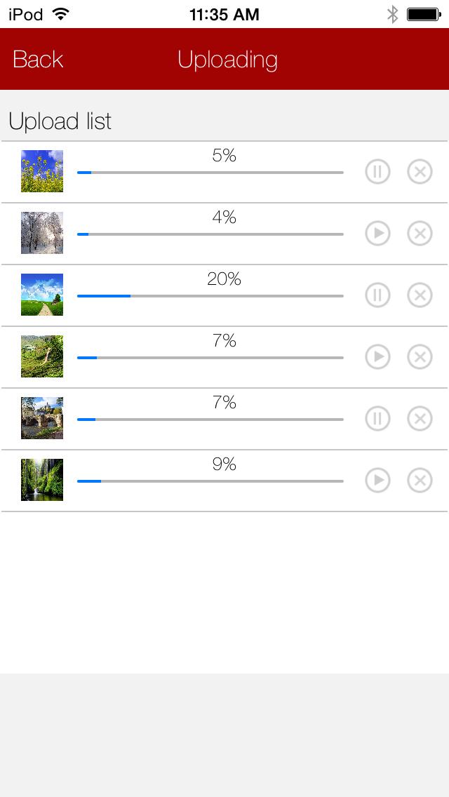 Backup for Picasa screenshot 4