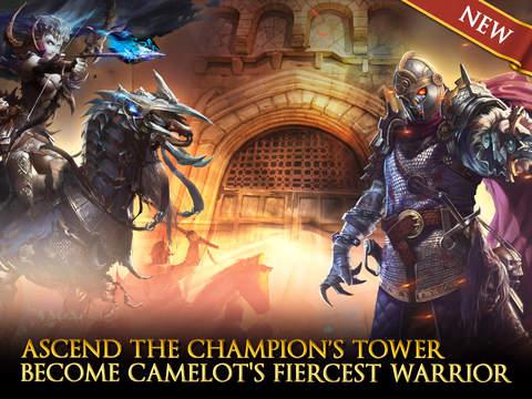 Heroes of Camelot screenshot 8