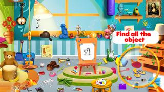 Hidden Objects Kids Adventure screenshot 1