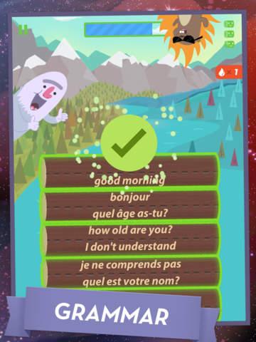 Learn French by MindSnacks screenshot 9