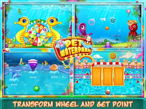 Pet Waterpark Game screenshot 6
