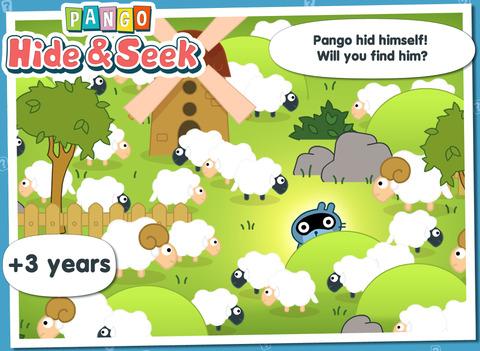Pango Hide and seek screenshot 7