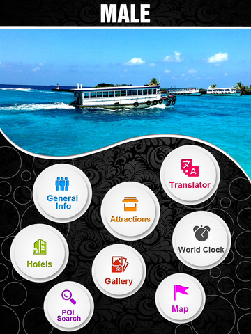 Male City Offline Travel Guide - Maldives screenshot 7