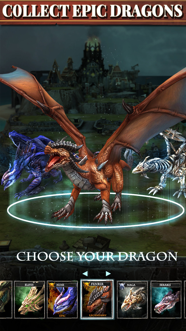 War Dragons screenshot #2