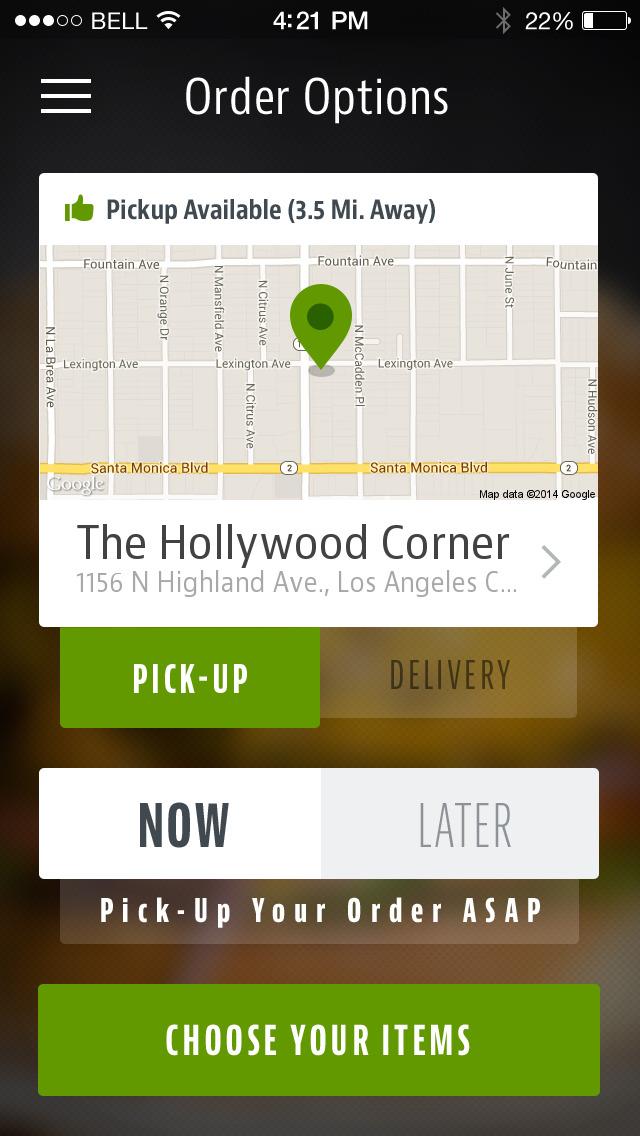 The Hollywood Corner screenshot 2