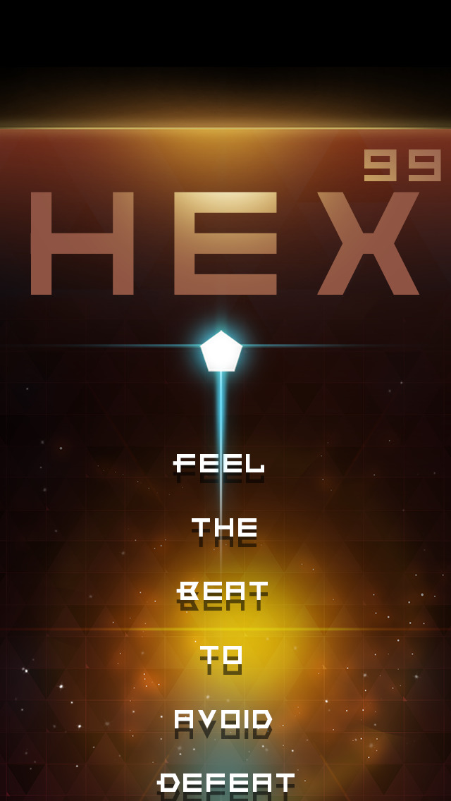 HEX:99-Mercilessly Difficult, Daringly Addictive! screenshot #1
