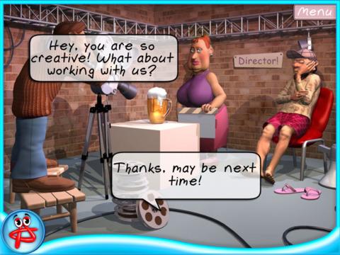 Detective Stories: Talking Comics screenshot 10