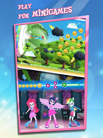 MY LITTLE PONY: MAGIC PRINCESS screenshot #4