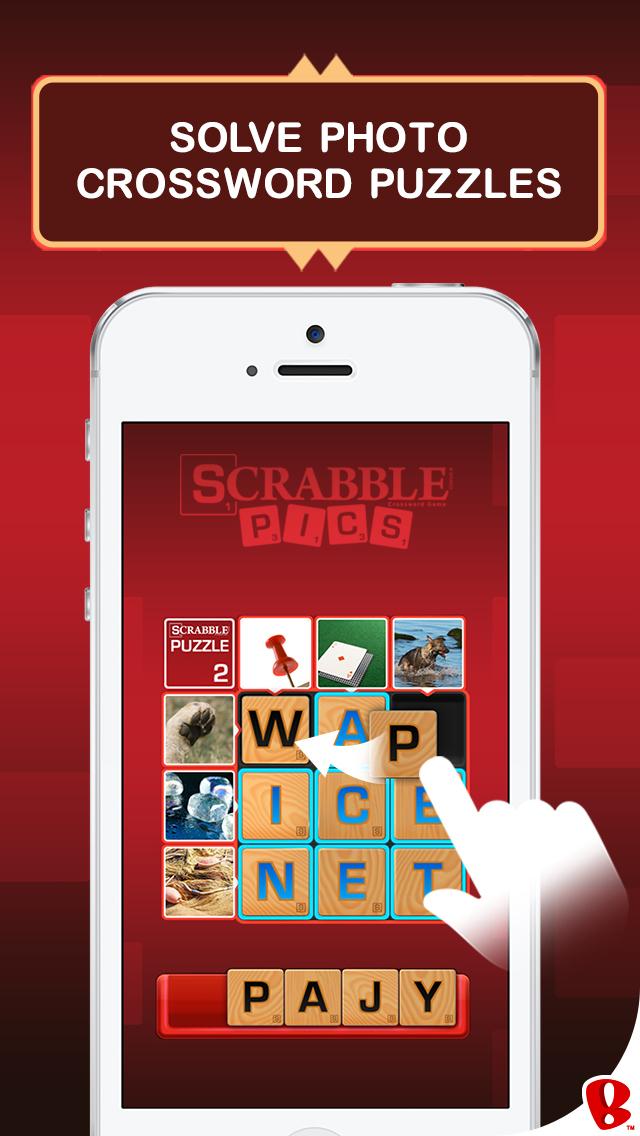 SCRABBLE Pics screenshot 1