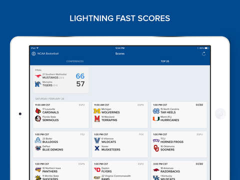 CBS Sports App Scores & News screenshot 7