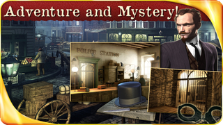 Jack the Ripper : Letters from Hell - Extended Edition – A Hidden Object Adventure screenshot 2