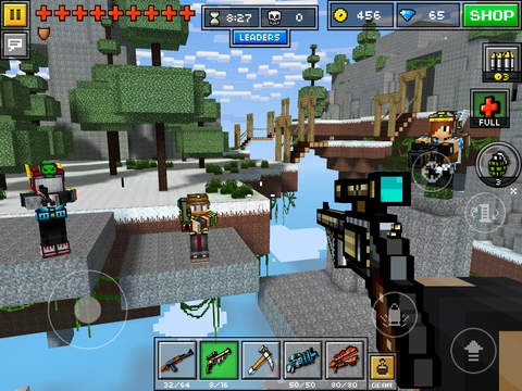 Pixel Gun 3D screenshot #1