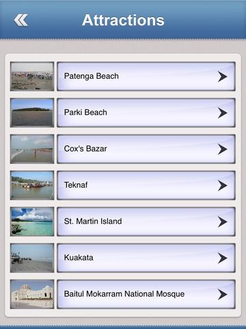 Bangladesh Travel Guide screenshot 8