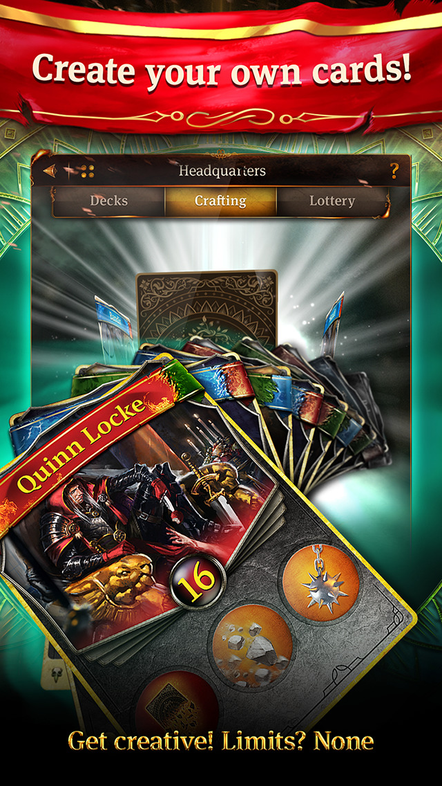 Earthcore: Shattered Elements - Epic Card Battle Game (TCG) screenshot 3
