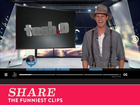 Comedy Central screenshot 9