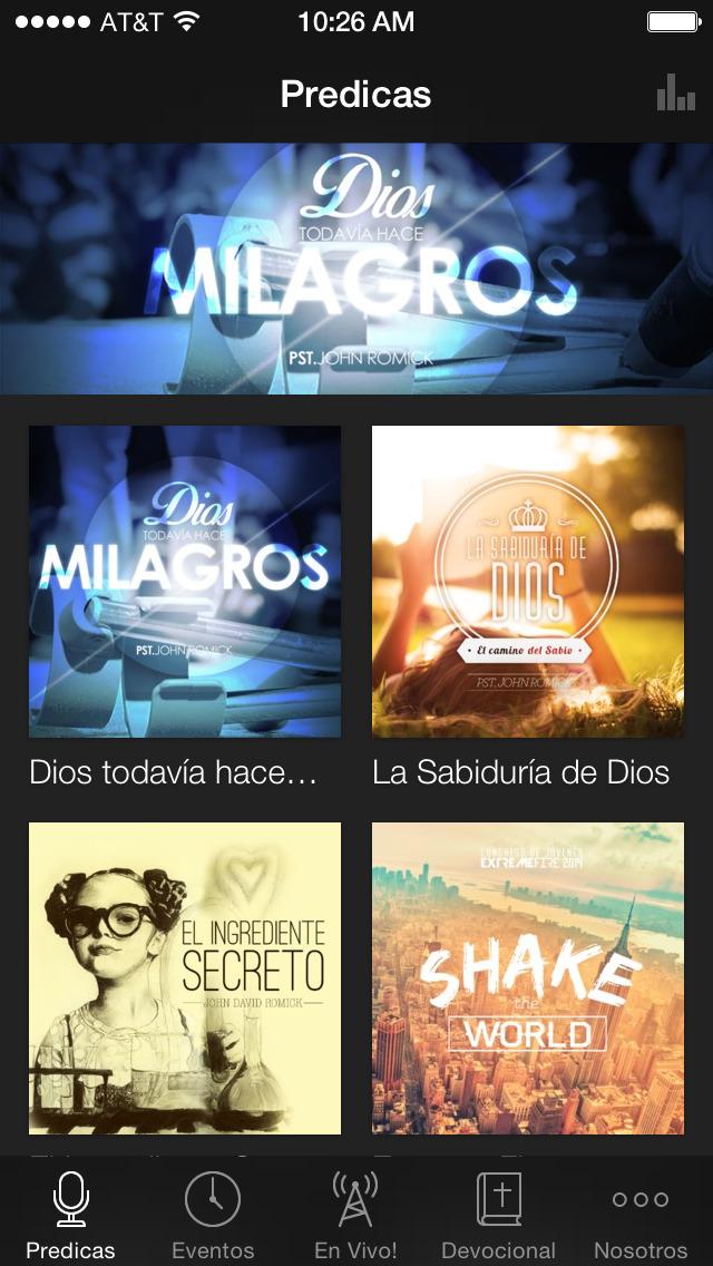 IGLESIA CRISTIANA DE COLOMBIA screenshot 1