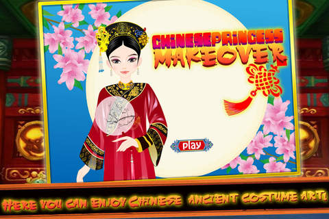 Chinese Princess Makeover - náhled