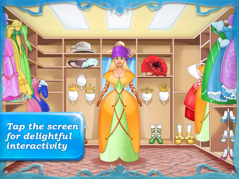 The Princess and the Pea Tale screenshot 8