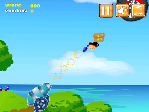 A Pirate Jumping Diamond Chase screenshot 6
