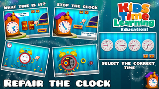 Kids Time Learning screenshot 5