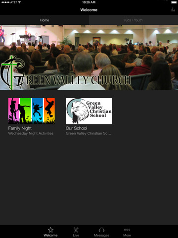 Green Valley Christian Center screenshot 4