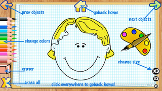 Coloring Objects For Kids FREE screenshot 2