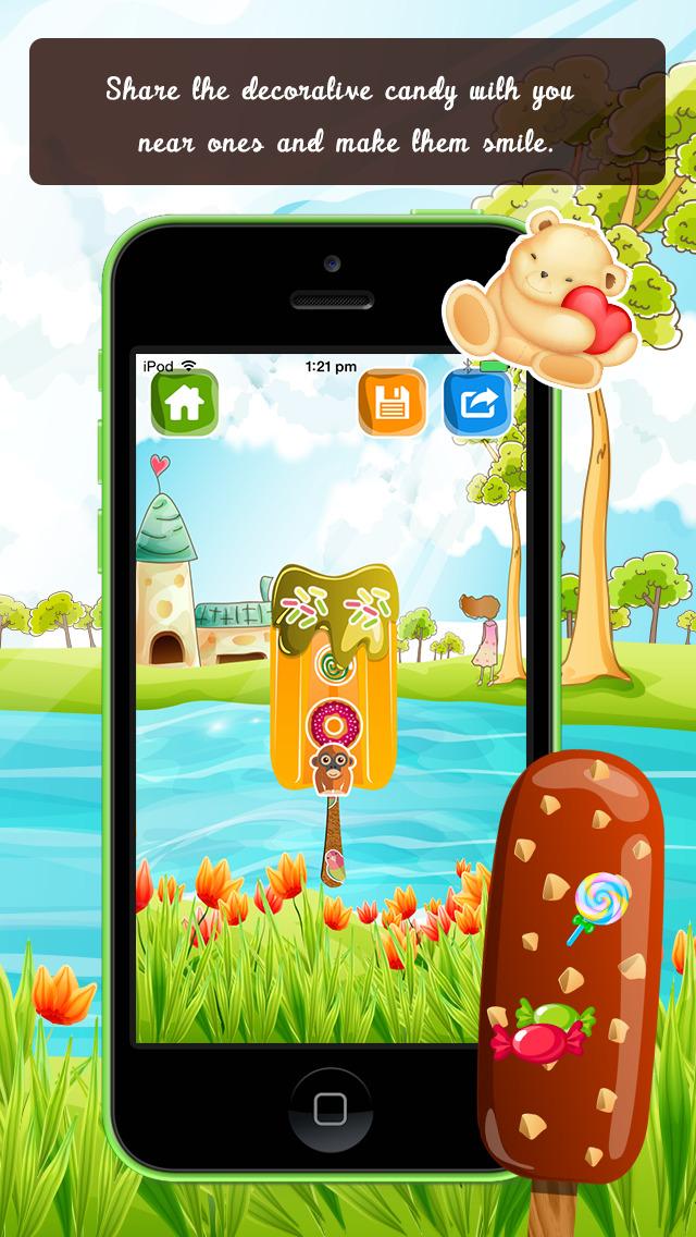 Ice-Pop & Popsicle Maker Lite screenshot 5