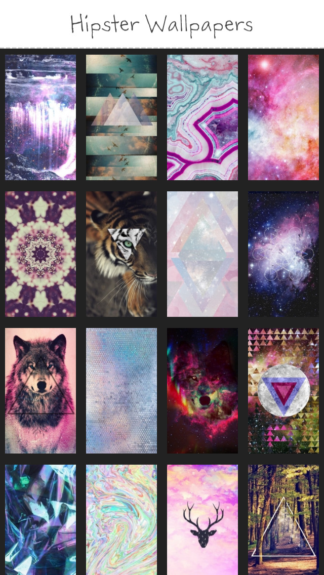 Hipster Wallpapers screenshot 2