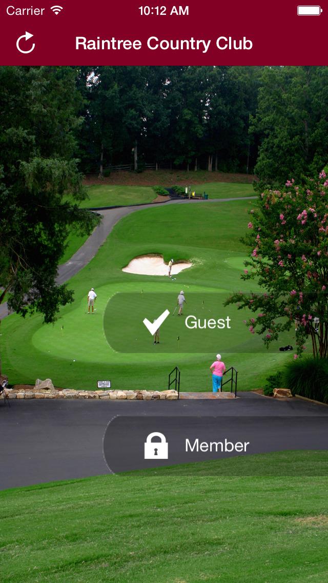 Raintree Country Club screenshot 2