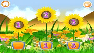 Preschool Numbers - Play & Learn HD Lite screenshot 1